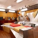 Big Brother 13 futuristic bedroom