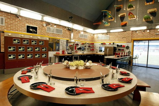 Big Brother 13 houseguest table