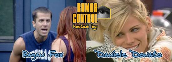 Big Brother Rumor Control