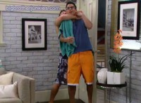 jeff choking dominic big brother 13