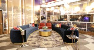 Celebrity Big Brother Living Room