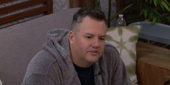 Ross Matthews Celebrity Big Brother Talking