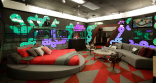 Big Brother 20 - hoh room