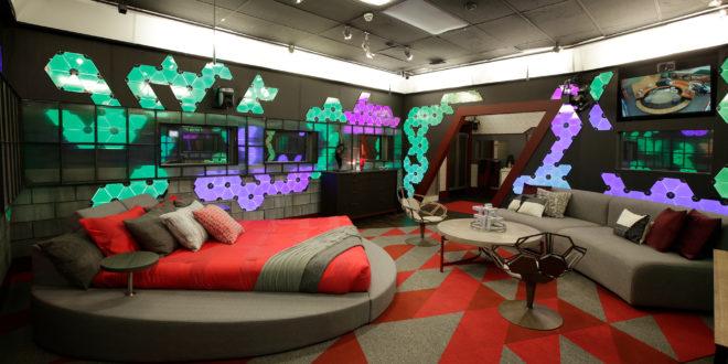 Big Brother 20 - hoh room