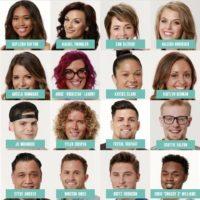 Big Brother 20 cast