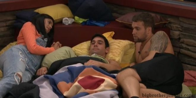 Big Brother 21 – Friday Night Feeds Plus Noms | Big Brother